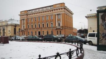 Дом офицерского корпуса, Манежная площадь, 4