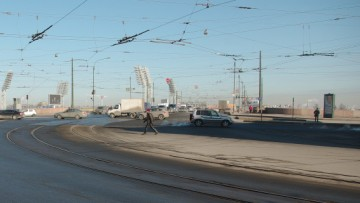 Ремонт Тучкова моста и строительство второго выхода «Спортивная» совместят