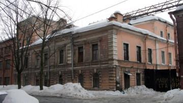 Особняк Шопена на 25-й линии Васильевского острова, 6-8, Сталепрокатный завод