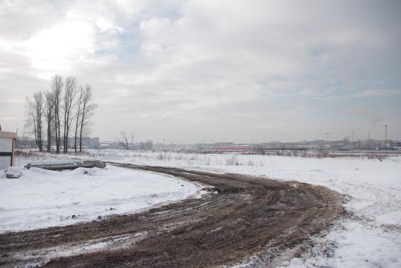 В 2013 году начнут застраивать жильем Московскую-Товарную