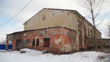 Здание котельной, улица Академика Лебедева, 37