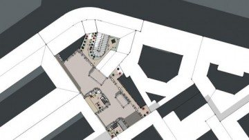 Реконструкция дома на Невском, 1. Предпроектные проработки