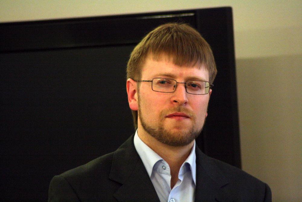 Андрей Белинский, главный архитектор проектов ООО «Конструктив»