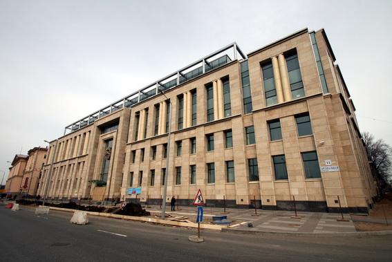 Арсенальная набережная, 11, офис Транснефти, Балтнефтепровода