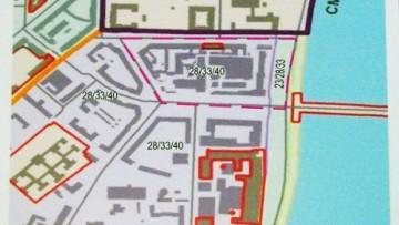 Проект жилого комплекса между Тульской улицей и Смольным проспектом