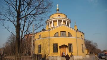 Благовещенская церковь на Приморском проспекте, 79