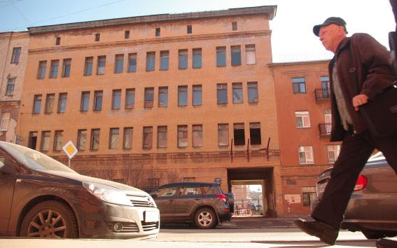 Cоветское здание на Дровяной улице, 6–8