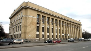 Гидрометеорологический университет, Малоохтинский проспект, 98