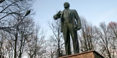 Памятник Ленину в Красном Селе