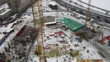 Жилой комплекс «Платинум», 01.03.2012