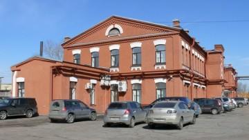 Офицерская воздухоплавательная школа на Парковой улице, Витебском проспекте