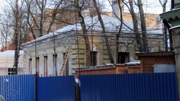 Рижский проспект, 21, реконструкция