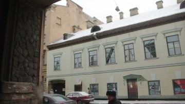 Флигель особняка Клеймихелей на Шпалерной улице,10
