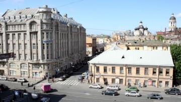 Улица Марата или Николаевская