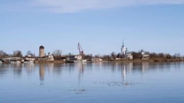 Реки Ленинградской области окончательно освободились ото льда