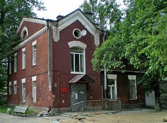 Исторические корпуса Артиллерийской лаборатории