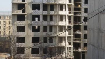 Незаконная стройка «Дальпитерстрой» на Черняховского, 25