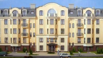 Здание на Дибуновской улице, 22. Проект