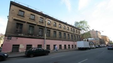 Улица Константина Заслонова, 8, литера Б, 8б, дом Степанова