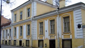 Дом Троекурова на 6-й линии Васильевского острова, 13