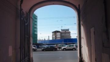Снос корпусов ГИПХа на проспекте Добролюбова