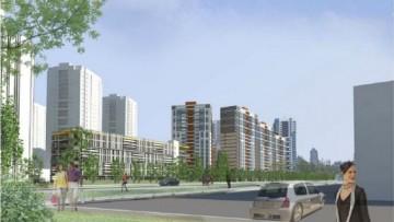 Жилой комплекс «Калина-парк». Проект