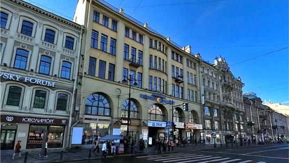 Кинотеатр Художественный на Невском проспекте, 67