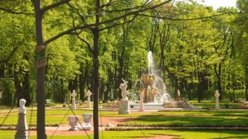 Летний сад, фонтан