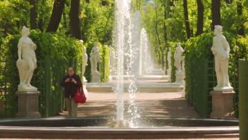 Летний сад, фонтаны