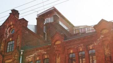 Завод Зигеля на улице Достоевского, мансарда