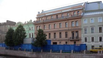 Мойка, 99, гостиница Domina Hotels