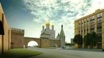 Развитие зоны Московская-Товарная. Проект