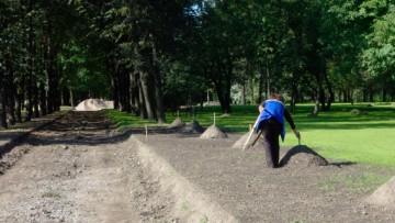 Парк Победы откроют после капремонта в октябре 2013 года