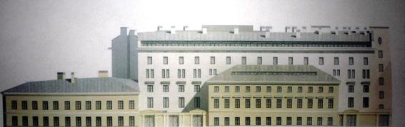 Проект гостинично-делового комплекса на Заслонова, 8