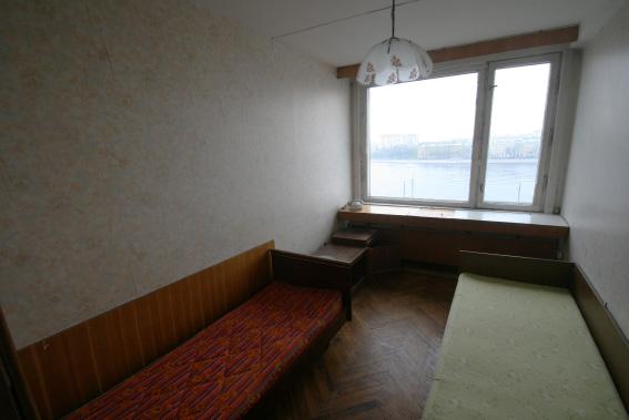 Интерьер гостиницы «Речная»