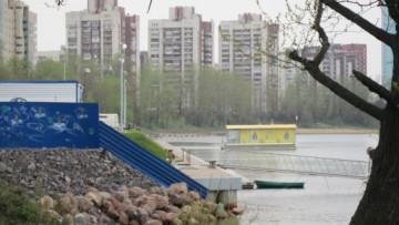 Яхт-клуб в Рыбацком, строительство