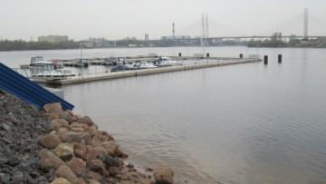 Яхт-клуб в Рыбацком построят до конца этого года