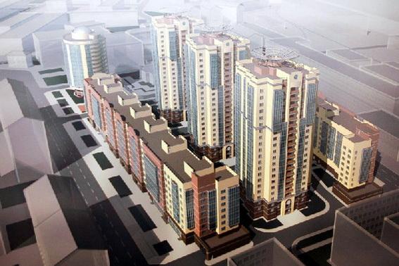 Шкапина— Розенштейна, проект жилого комплекса