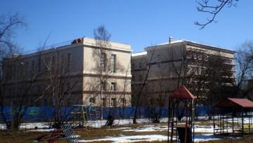 Школа 451 в Металлострое