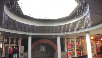 Торговый центр под площадью Труда
