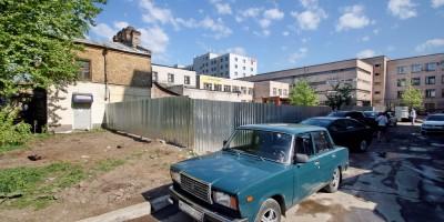 Улица Александра Невского, 10, снесенный флигель