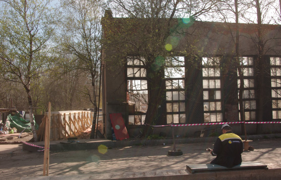 "Завод ""Баррикада"" на проспекте Энергетиков, 9"