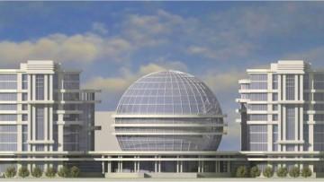Проект новых корпусов для Международного банковского института