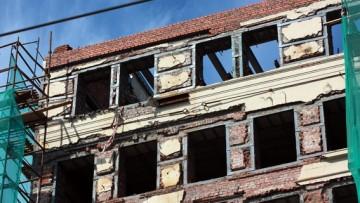 Реконструкция дома Павлова на Лиговском проспекте, 145, ГСУ ГУВД