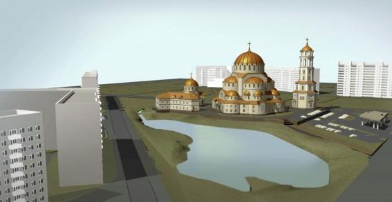 Михайловский собор на Долгоозерной