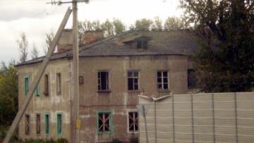 Шафировский проспект, 15, аварийный и заброшенный дом до сноса