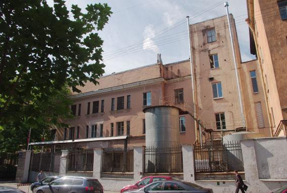 Фабрика Крупской на Социалистической улице