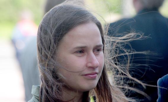 Юлия Минутина, координатор движения «Живой город», учительница начальных классов