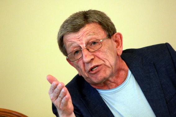 Моргунов Анатолий Яковлевич, директор АНО «Санкт-Петербургский центр информационной поддержки»