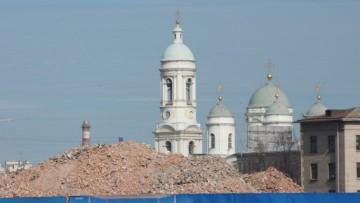 ВТБ считает «экономически нецелесообразным» проект «Набережной Европы»